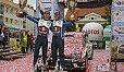 Andreas Mikkelsen feierte seinen zweiten Sieg in der WRC - Foto: Volkswagen Motorsport