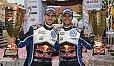 Andreas Mikkelsen und Anders Jaeger kennen sich seit Jahren - Foto: Volkswagen Motorsport