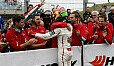 Stroll fuhr einen sicheren Erfolg vor Cassidy und Lorandi ein - Foto: FIA F3
