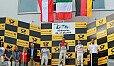 Edoardo Mortara setzt sich gegen Polesetter Lucas Auer durch - Foto: DTM