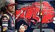 Carlos Sainz strampelt sich Stück für Stück aus dem Schatten von Max Verstappen frei - Foto: Sutton