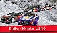 Die Rallye Monte Carlo zählt zu den absoluten Saison-Highlights - Foto: Motorsport-Magazin.com