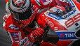 Jorge Lorenzo hat mit der Ducati noch zu kämpfen - Foto: gp-photo.de