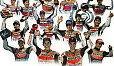 Viele große MotoGP-Fahrer fuhren Erfolge für Repsol-Honda ein - Foto: Repsol
