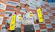 Jeffrey Schmidt belegte im Sonntagsrennen Platz zwei und war bester Rookie - Foto: ADAC GT Masters
