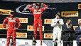 Sebastian Vettel siegt in Ungarn - Kimi Räikkönen wird zurückgepfiffen. Richtig so? - Foto: LAT Images