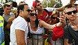 Felipe Massa könnte ab 2018 an den Rennstrecken der Formel E für Fotos posieren - Foto: Sutton
