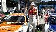 Green musste sich mit Platz zwei im Rennen begnügen - Foto: DTM