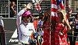 Fernando Alonso startet bei den 24 Stunden von Daytona 2018 - Foto: LAT Images