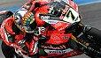 Chaz Davies siegte im zweiten Lauf von Buriram - Foto: Ducati