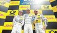 Gary Paffett feiert in Hockenheim seinen 20. DTM-Sieg - Foto: DTM
