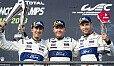 Sieg für Stefan Mücke beim WEC-Saisonauftakt in Spa-Francorchamps - Foto: Ford Chip Ganassi Team UK