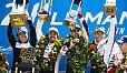 Fernando Alonso gewinnt als 25. Rookie die 24 Stunden von Le Mans - Foto: LAT Images
