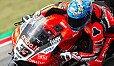 Marco Melandri gibt ein Comeback in Rot - Foto: Ducati