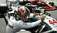 Lewis Hamilton feierte in Silverstone die 76. Pole Position seiner Formel-1-Karriere - Foto: LAT Images
