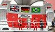 Die ADAC Formel 4 gastierte im Rahmen der Formel 1 auf dem Hockenheimring - Foto: ADAC Formel 4