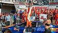 Chase Elliott feiert seinen ersten Cup-Sieg im 99. Rennen - Foto: LAT Images