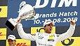 Erster DTM-Sieg für Mercedes-Pilot Daniel Juncadella - Foto: DTM