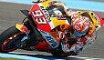 Marc Marquez holte seine 50. MotoGP-Pole - Foto: Repsol