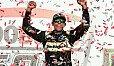 Erster Saisonsieg für Aric Almirola - Foto: NASCAR