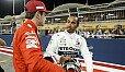 In Charles Leclerc erkennt Lewis Hamilton seine eigenes Ich von 2007 - Foto: LAT Images