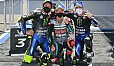 Im Vorjahr dominierte Yamaha in Jerez - Foto: MotoGP.com