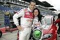 Seat Supercopa - Timo Scheider drückte die Daumen: Jasmins tolles Rennen