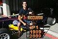 Britische F3 - Ricciardo vorzeitig Meister in England: Uneinholbar vorne