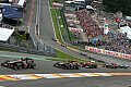 Formel 1 - Renault: Spa die h�rteste Motoren-Strecke: Mercedes-Vorteil gr��er denn je?