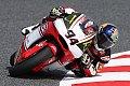 Moto2 - Deutsche und Schweizer: Drei Mal Top-10: Licht und viel Schatten
