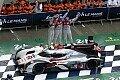 24 h von Le Mans - Die Fakten zum Audi-Sieg in Le Mans: Zahlen vom 24-Stunden-Rennen