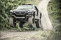Dakar - Peugeot erlaubt Blick unter die Haube des 2008 DKR: Technischer Poker mit Zweiradantrieb