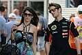 Formel 1 - Valentinstagsgr��e aus der Formel 1: Love is in the air