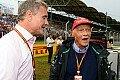 Formel 1 - Live-Ticker: Kurioses vom Formel-1-Tag: Gipfeltreffen in London