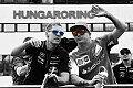Formel 1 - Ungarn GP - Black & White Highlights
