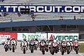 IDM - Assen: Erstmals komplettes Ducati-Podest: Sonnigen Abschnitten folgte eine Wasserschlacht