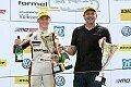 ADAC Formel Masters - Souver�ndes Rennen von Fabian Schiller: Sieg am Slovakiaring