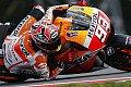 MotoGP - Marquez k�mpft mit welligem Asphalt: Pedrosa am Freitag abgeschlagen