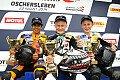 ADAC Junior Cup - John und Meggle auf dem Podest: Oschersleben: Vierter Saisonsieg in Folge f�r Georgi