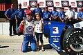 IndyCar - Fontana - 15. Lauf