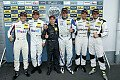 ADAC GT Masters - �berraschungssieg f�r RWT: RWT Racing mit Deb�tsieg