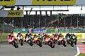 MotoGP - Gro�britannien GP - Sonntag