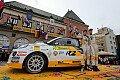 ADAC Opel Rallye Cup - Meilenstein f�r das ADAC Opel Rallye Junior Team: Zweiter Platz bei der Barum Rally Zl�n