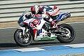 Bikes - WSS - Steigt van der Mark auf?: Mit Honda in die Superbike