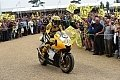 MotoGP - Rossi in Goodwood