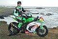 Road-Racer Horst Saiger auf dem Weg der Besserung