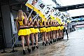 DTM - Moskau - Grid Girls