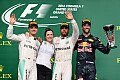 Formel 1 - US GP - Podium