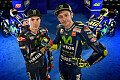 Valentino Rossi Schuld an Yamaha-Chaos? Vinales verneint