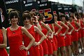 Formel 1 - Kanada GP - Girls